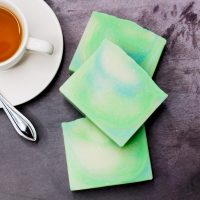 Photo of Green Tea & Cucumber Soap